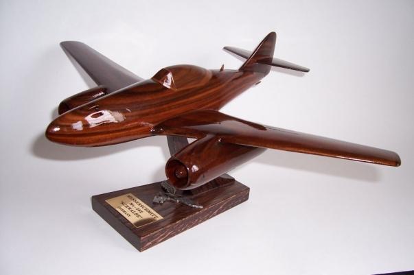 MESSERSCHMITT ME 262 SCHWALBE  Flugzeug Geschenke