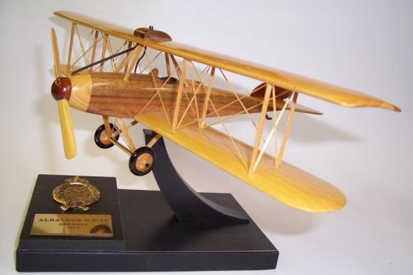 ALBATROS C. V/17  Flugzeug Geschenke