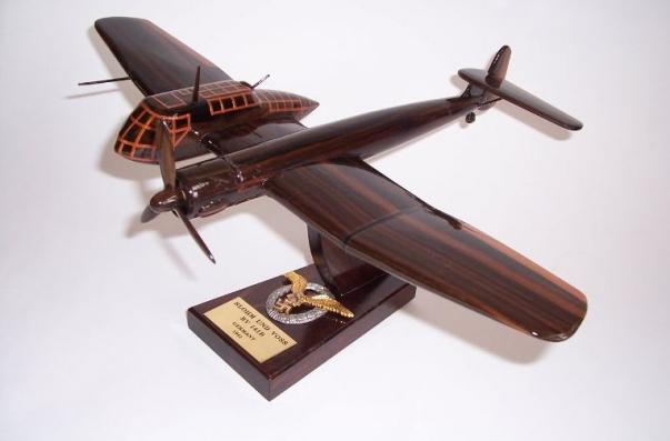 BLOHM UND VOSS BV141 Flugmodellene