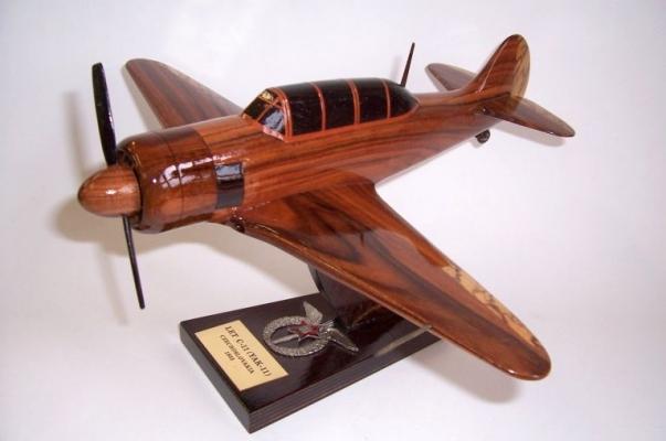 Modellflugzeuge Jakowlew Jak-11