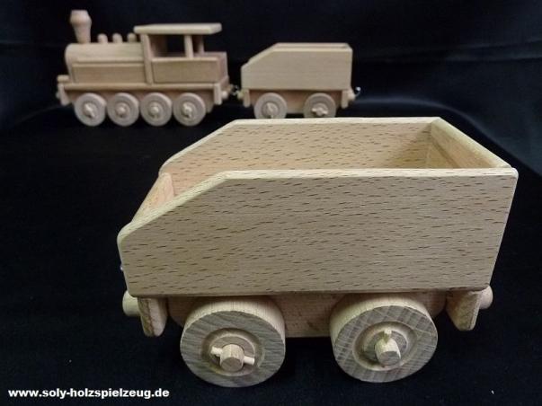 Kohlenwagen