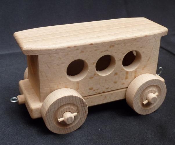 Der Wagen Zug II.