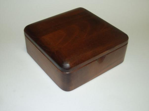 Schmuckschatulle aus Holz Ahlen