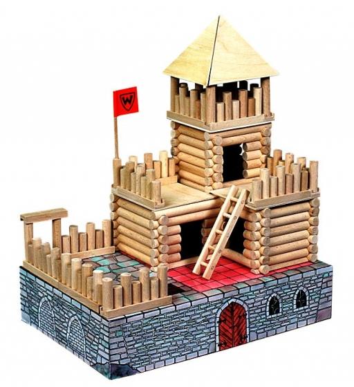 Stärke Holz Babyaustattungen Holz-Baukasten