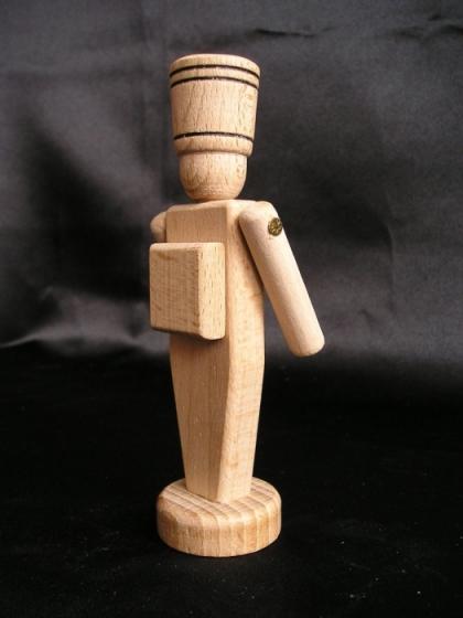 Soldat aus Holz, Souvenirs Spielzeug Holzdekorationen