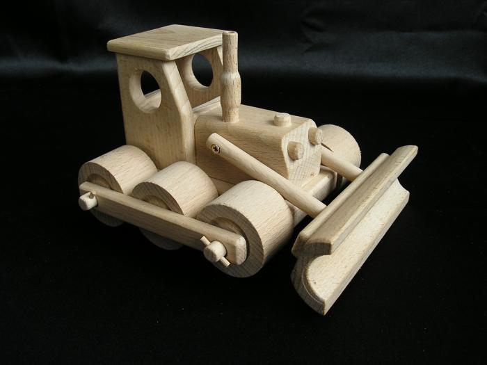 Planierraupe-spielzeug