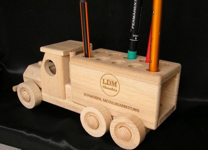 Ständer für Stifte Holzeren