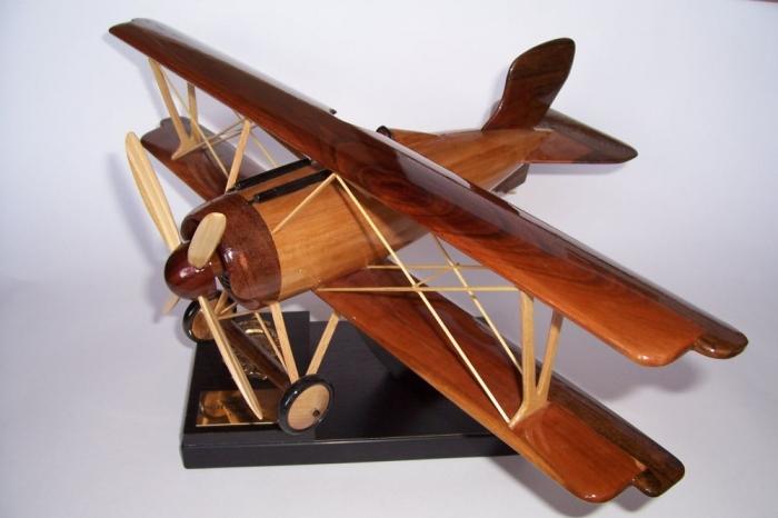SIEMENS-SCHUCKERT Historische Flugzeugmodelle