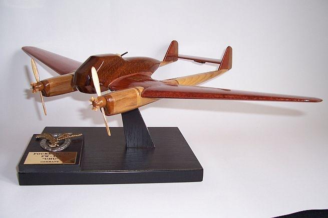 FOCKE-WULF-FW-189-UHU-Flugzeugtechnik-modelle