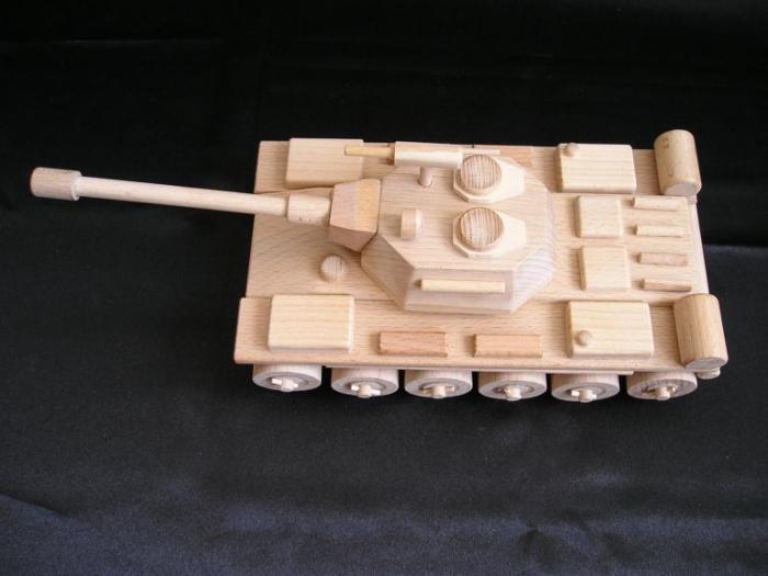 Panzer_Werbegeschenke_für_Handelspartner