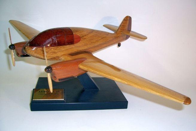 Luftfahrzeug-modelle-AERO-Ae-45