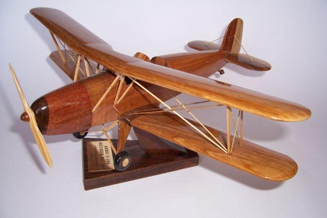 AERO-C-104-BUCKER-BU131