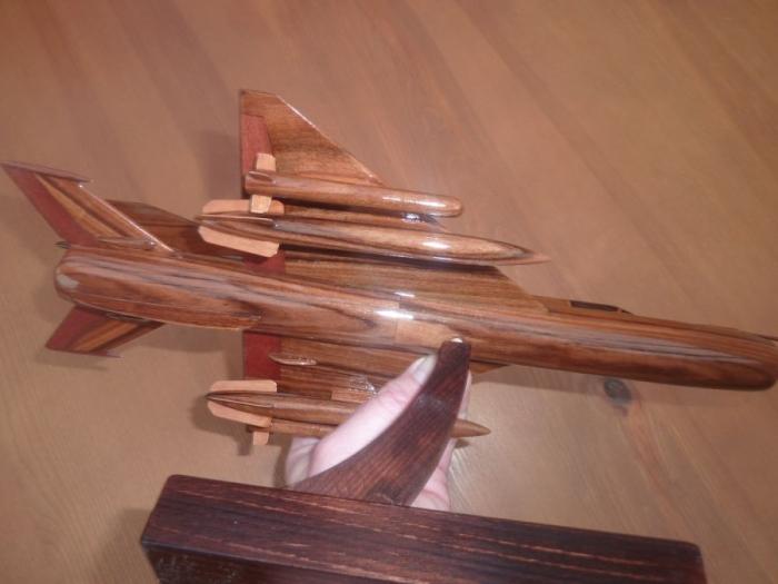Mig 21 flugzeug