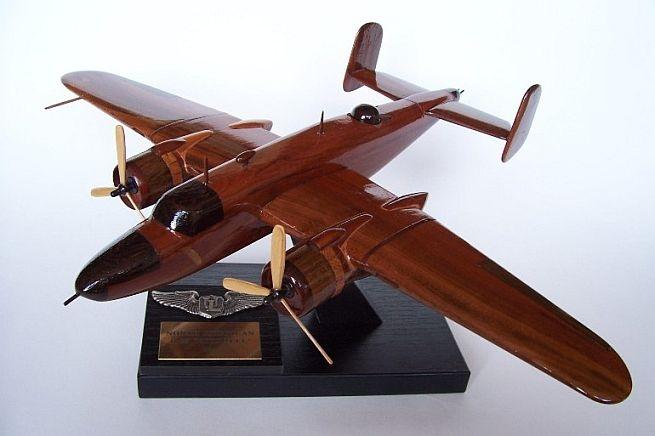USA-modellflugzeug-NORTH-AMERICAN-B-25-MITCHEL