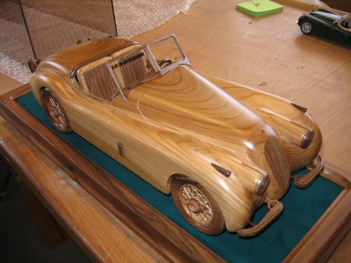 maßstabliches Modell_jaguar_s