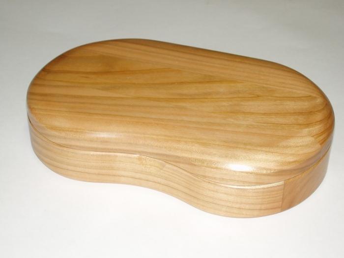 Schmuckboxen aus Holz