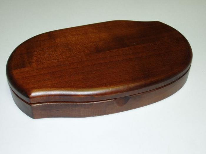 Schmuckschrank aus Holz