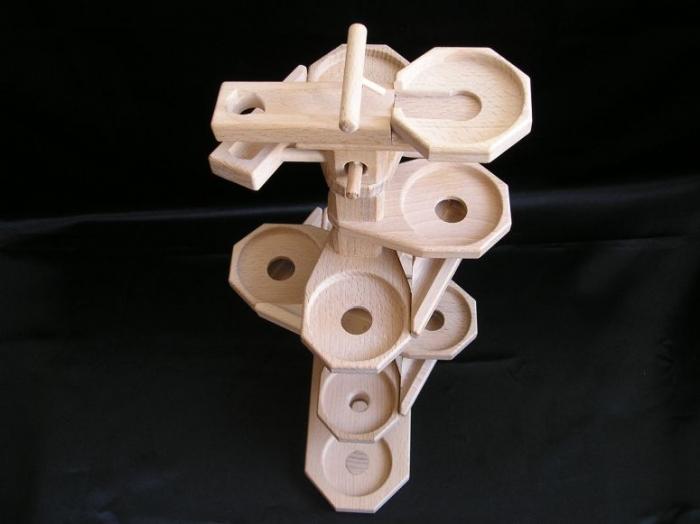Kugelbahnen Spielzeug