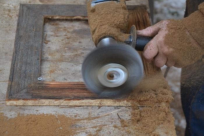 Bildrahmen aus Holz