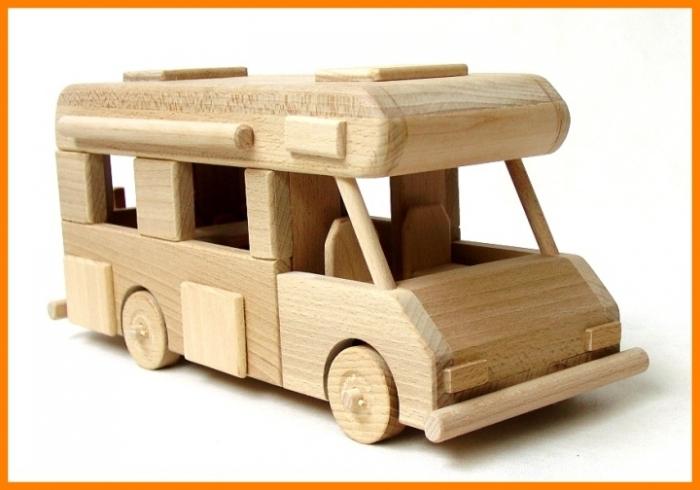 Wohnwagen Spielzeug
