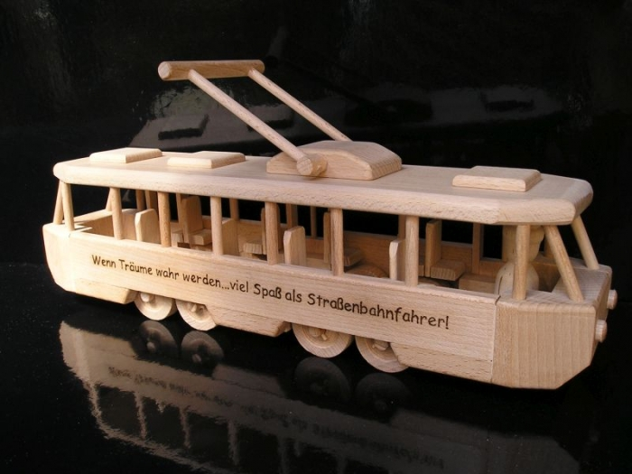 Straßenbahn Geschenke