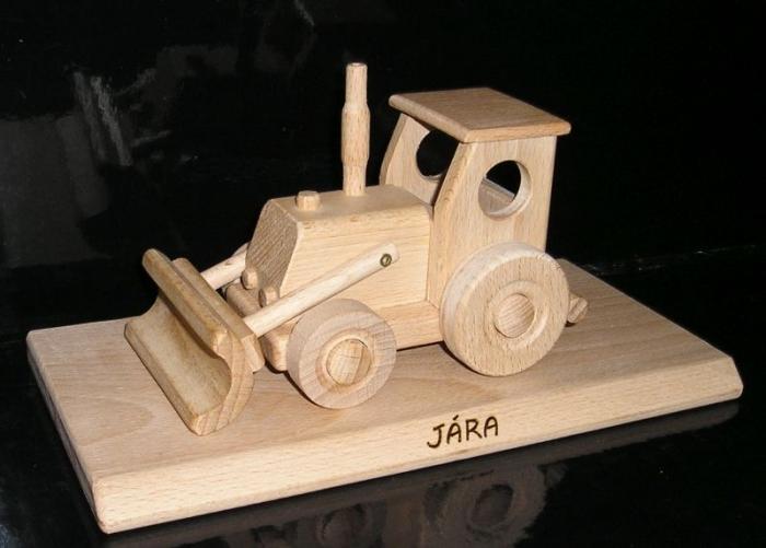 traktor geschenk