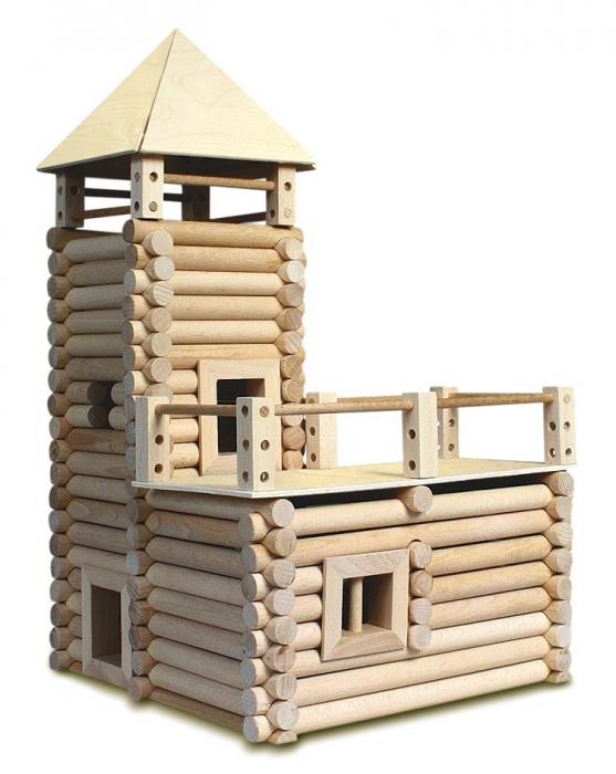 Hauser Baukästen für 20 Arten von Gebäuden