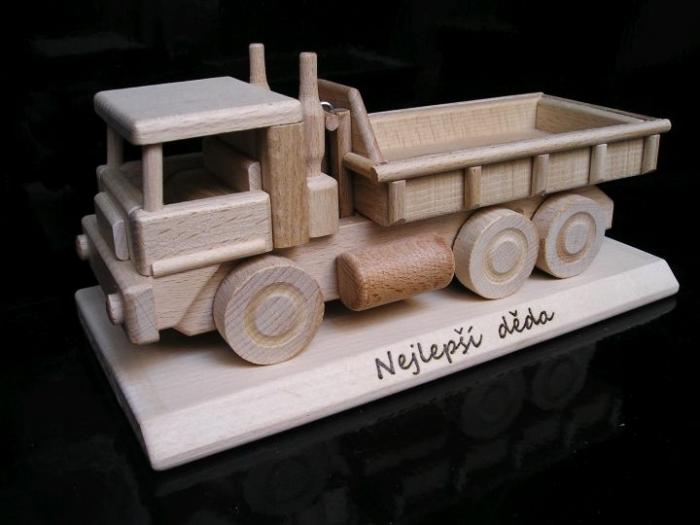 LKW Auto Geburtstag  Geschenk