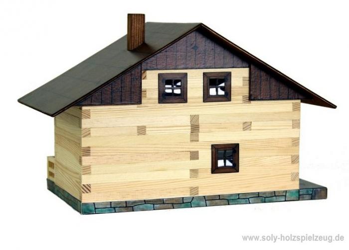 Alpenhaus Baukasten Kit