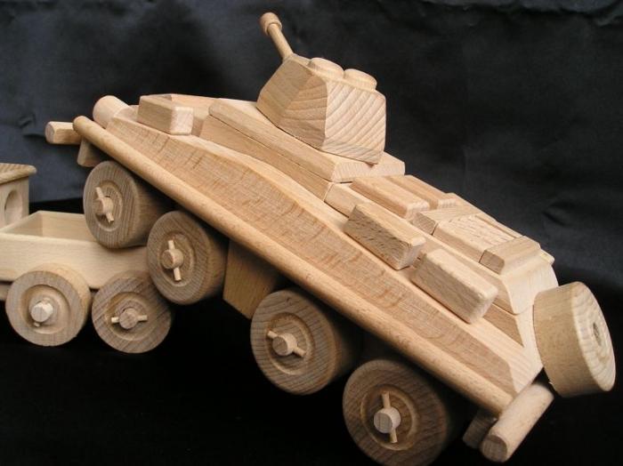 Spielzeug militärische