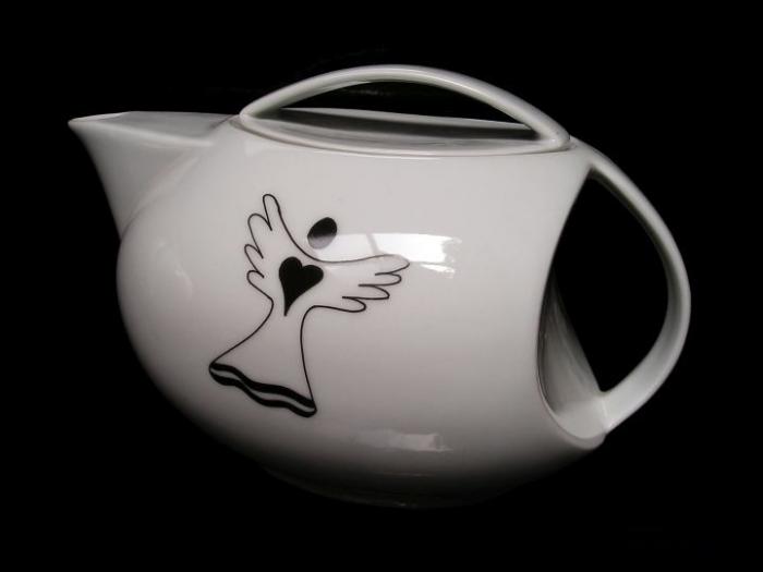 teekanne kaufen porzellan