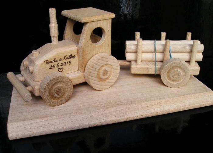 Traktor | Geschenk
