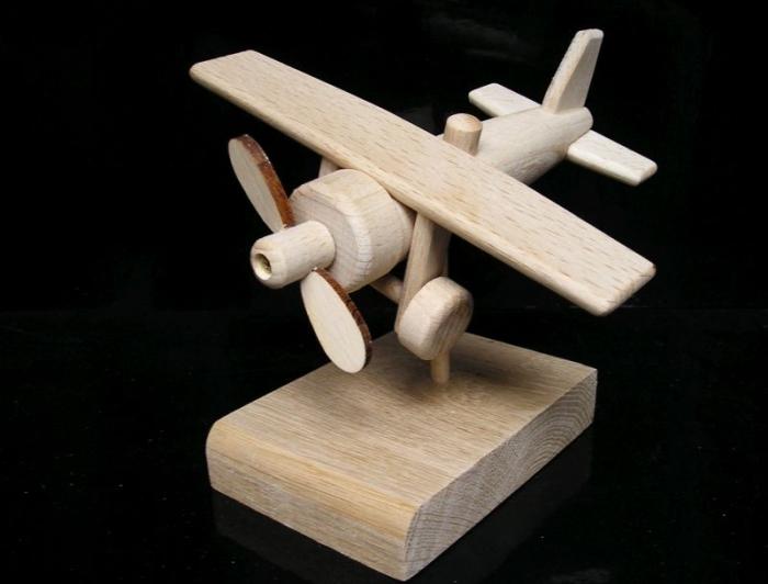 Flugzeug Geburtstagsgeschenk
