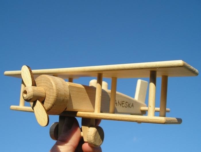 Spielzeug Flugzeug