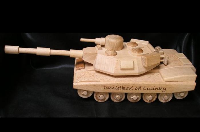 Spielzeugen Panzer