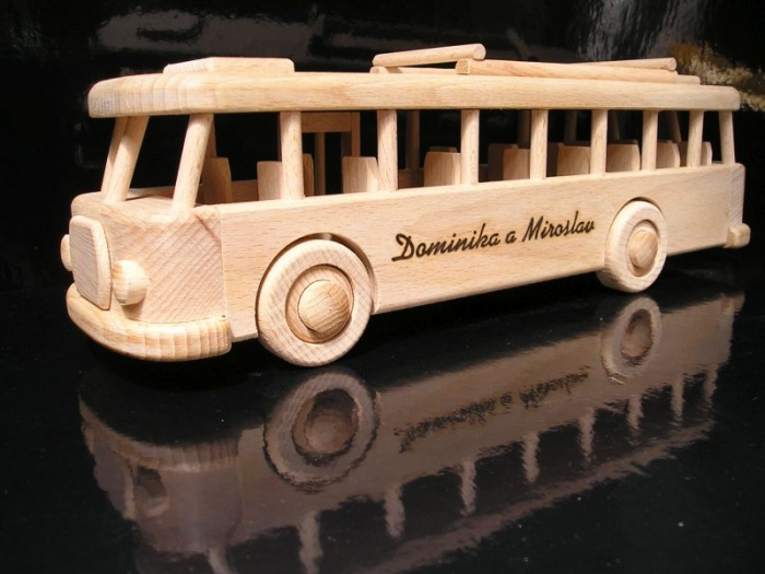 Bus Spielzeuge