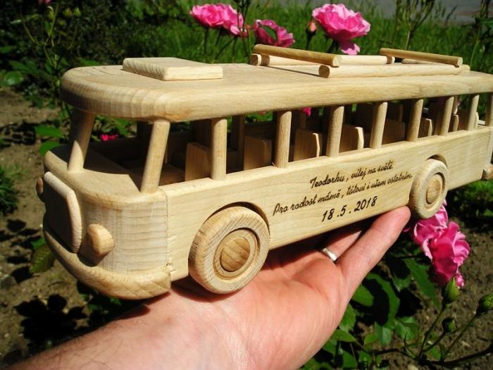 Bus Spielzeugen