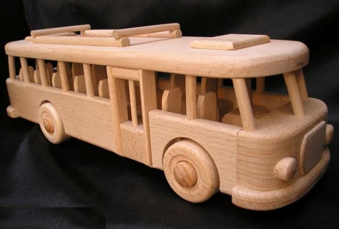 Bus Spielzeug