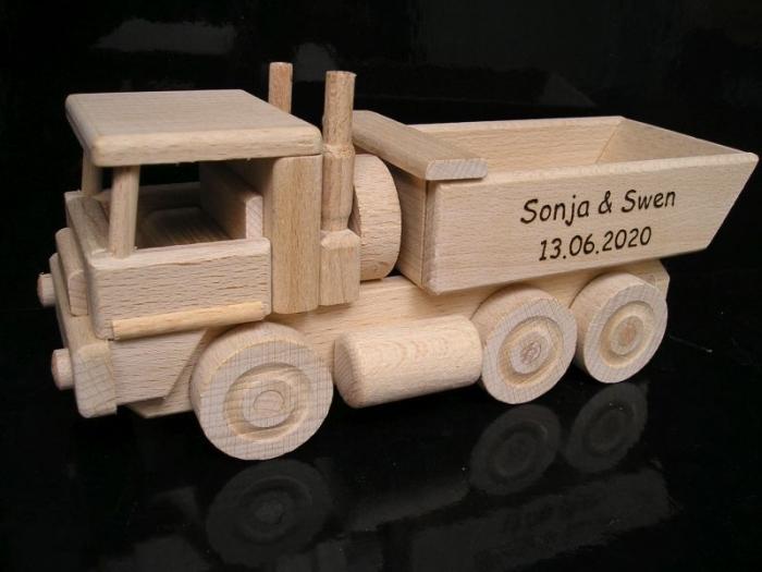Spielzeug LKW Kipper