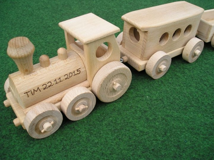 Holzeisenbahnen für Kinder shop