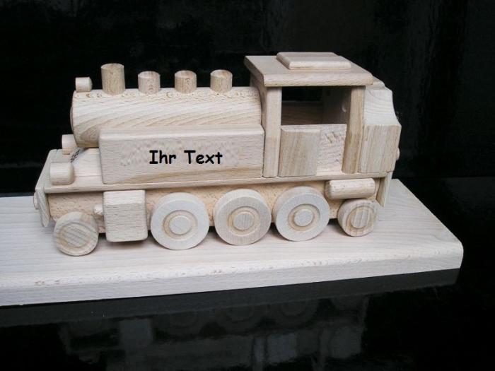 Holz Geschenke mit Gravur LOKO