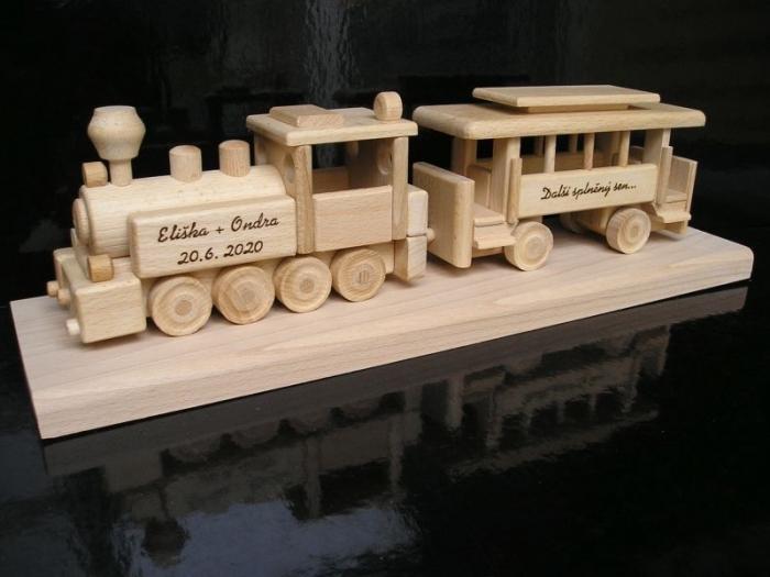 Lokomotive | Zug | Eisenbahn Geschenken