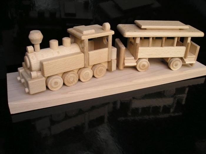 Lokomotive | Zug | Eisenbahn Geschenk