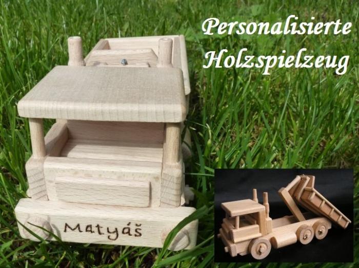 Personalisierte Spielzeug