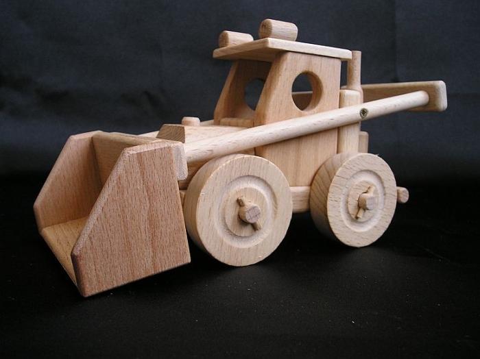 Ökologisches_Holzspielzeug_Bagger_Spielzeuge_aus_Prag