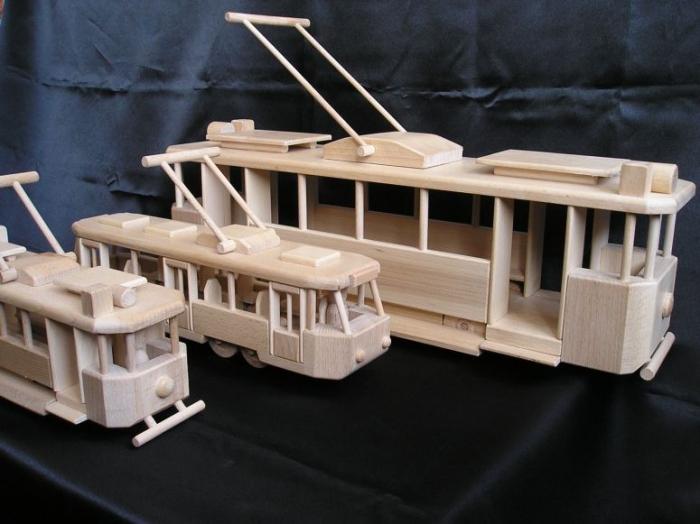 holzspielzeug-Straßenbahnmuseum-Dresden