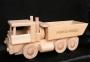 Bulldozer und LKW Spielzeug