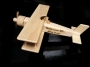 Großes Holzflugzeug für Kinder