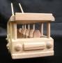 Trolley Holzspielzeug