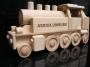 ARRIVA Lokomotive Spielzeug Geschenk